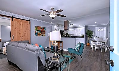 Living Room, 3222 Jamaica Rd NW, 1