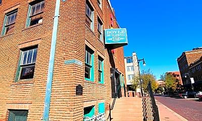 Building, 139 N Mead, 1
