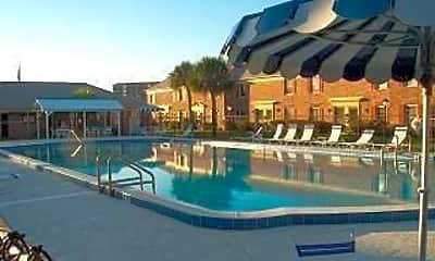 Pool, 911 N Colonial Ct, 2