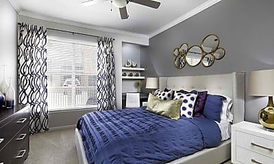 Bedroom, The Brixton Apartments, 1