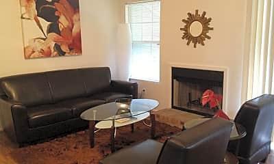 Living Room, 2602 Pecan Knoll St, 1