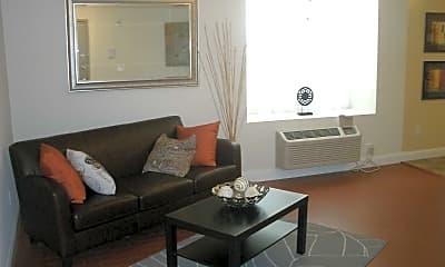 Living Room, The Ogontz, 2