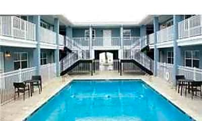 Pool, Cypress Cove Luxury Beach Front Apartments, 2