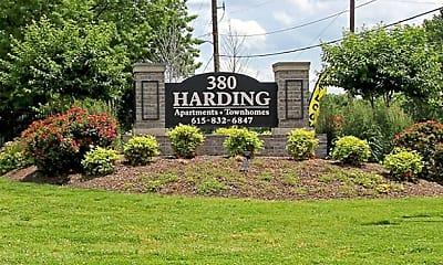 Community Signage, 380 Harding Place, 0