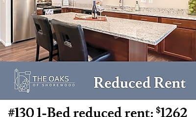 The Oaks at Shorewood Senior Residences, 1