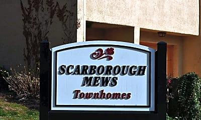 Building, Scarborough Mews, 0