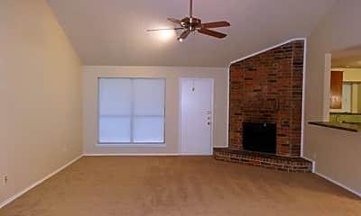 Living Room, 4238 Emerson Drive, 1