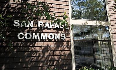 San Rafael Commons, 1