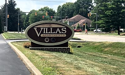 The Villas Apartments, 1