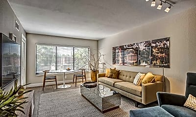 Living Room, Country Club Towers and Gardens, 0