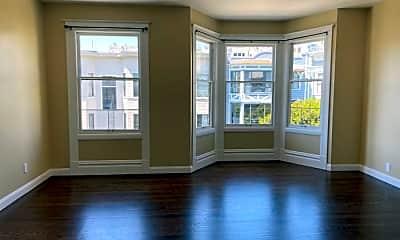 Living Room, 543 Filbert St, 1