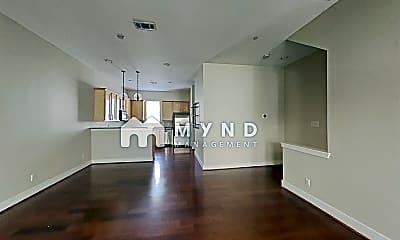 Living Room, 5743 Prospect Ave, 0