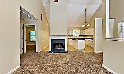 Living Room, 159 Elk Grove Drive, 1