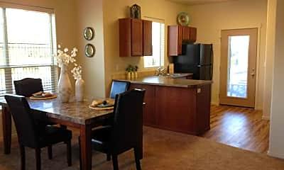 Dining Room, Fairway Meadows, 1