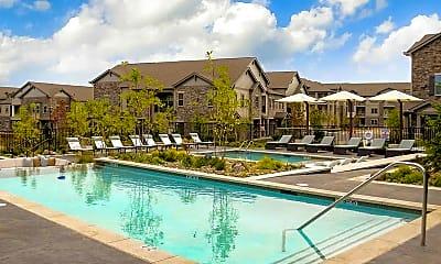 Pool, Adara Overland Park, 0
