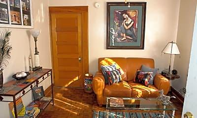 Living Room, 337 S. 6th Avenue, 1