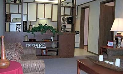 Living Room, Winthrop Court, 0