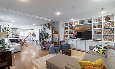 Living Room, 904 Webster St NW, 1