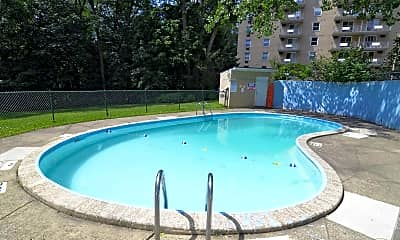 Pool, Park Towers, 0