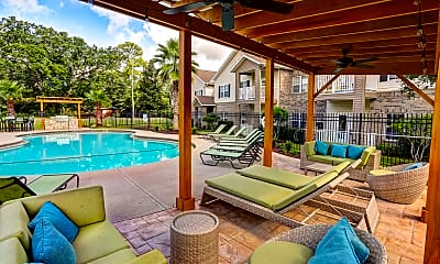 Pool, Majestic Oaks, 0