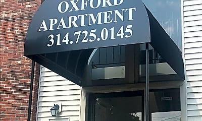 Oxford Apartments, 1