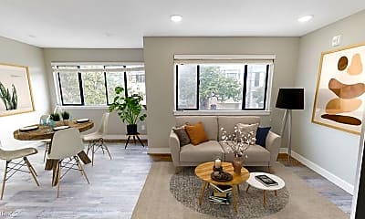 Living Room, 3640 26th St, 1