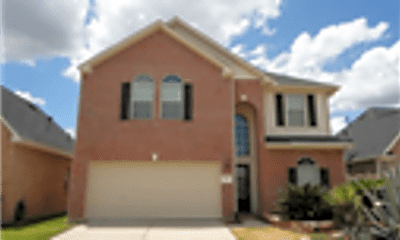 Building, 8823 Headstall Drive, 1