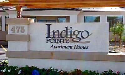Community Signage, Indigo Pointe, 1
