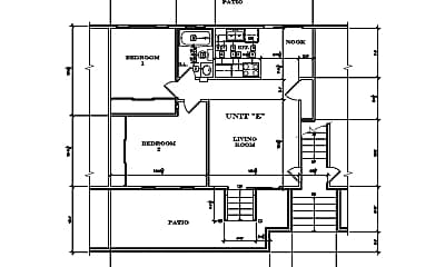 Building, 801 Meadowsweet Dr, 2