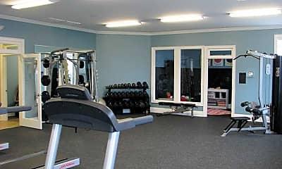 Fitness Weight Room, Plantation At Pleasant Ridge, 2