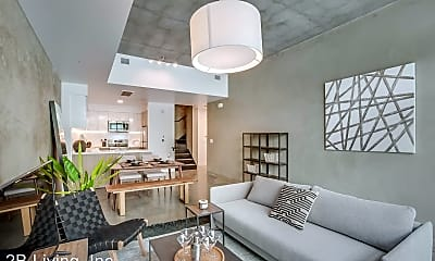 Living Room, 593 Mariposa St, 0