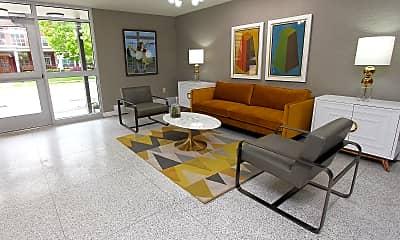 Living Room, 513 N Neville St, 2