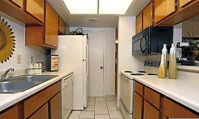 Kitchen, 401 S Twin Creek Dr, 1
