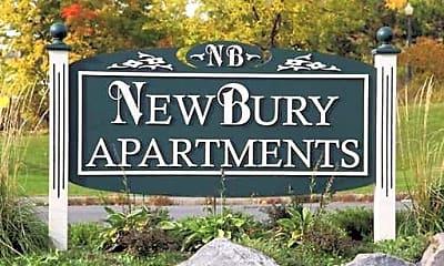 Community Signage, Newbury, 1