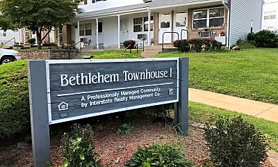 BETHLEHEM TOWNHOUSE I, 1
