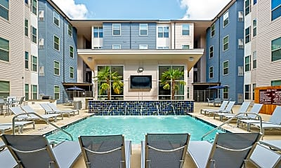 Pool, Cherry Street Apartments at Northgate, 0