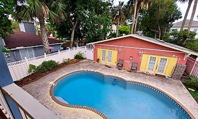 Pool, 318 8th St C, 0
