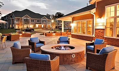 Pool, Highcroft Apartments, 0
