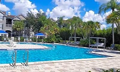 Pool, 3319 S Kirkman Rd, 2