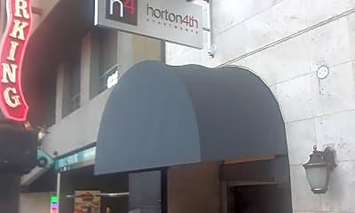 Horton 4th Apartments, 1