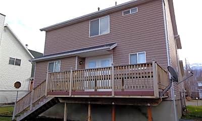 Building, 605 N 1050 W, 2