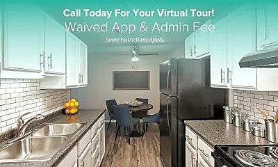 Kitchen, ReNew Eden Prairie, 0