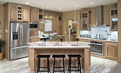 Kitchen, Ferrand Estates, 2
