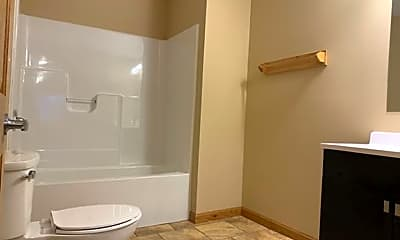 Bathroom, 222 N Main St, 1