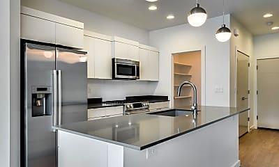 Kitchen, Woodside Villas, 1