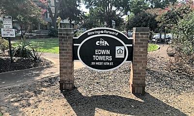 Edwin Towers, 1