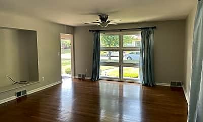 Living Room, 3912 Ravena Ave., 1