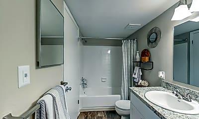 Bathroom, Bellancia Apartments, 2