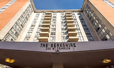 Building, The Berkshire, 0