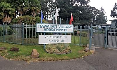 Hawaiian Village, 1
